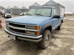 1997 Chevrolet K2500 Cheyenne 4x4 Pickup