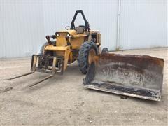 Case W5G Rough Terrain Forklift/Loader