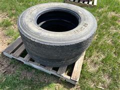 Bridgestone 295/75R22.5 Radial Tires