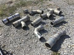 Aluminum Irrigation Pipe Fittings