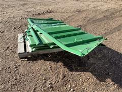 John Deere S680 Grain Tank Extensions