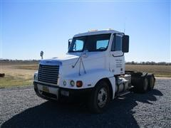 2008 Freightliner Century 120 T/A Day Cab Truck Tractor