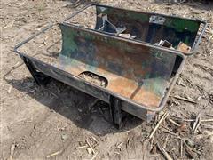 Slim Line Tank Mounts