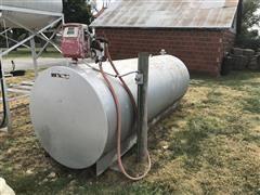 1,000-Gal Fuel Barrel