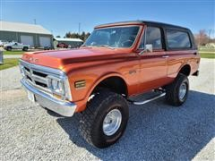 1970 GMC K1500 Jimmy SUV