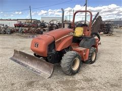 2007 DitchWitch RT55 4x4 Trencher