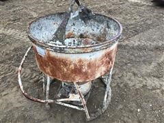 1/3 Yard Concrete Bucket