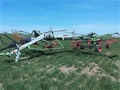 CLAAS Liner 1750 2-Pt Rake