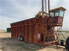 Bush Hog CMB7632S Cotton Module Builder