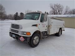 2001 Sterling Actera S/A Fuel Truck