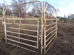Baasch Portable Corral 8' Arch Gates