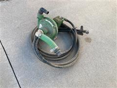 Ace FMC- Hyd 204 Hyd Liquid Pump W/saddle Tanks
