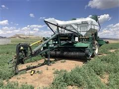 2014 Pickett Twin Master Dry Edible Pull Type Combine