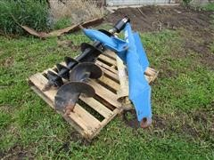 """Ford 905 Post Hole Digger W/12"""" & 9"""" Augers"""