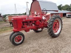 1941 Farmall H 2WD Tractor