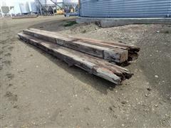 Bridge Timbers