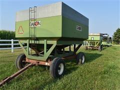 Dakon 5010 B Gravity Wagon