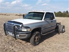 1998 Dodge Ram 3500 4x4 Extended Cab Dually Pickup