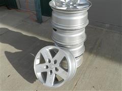 Jeep Aluminum Rims