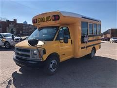 1997 Chevrolet Express 2WD 21 Passenger Mini Bus