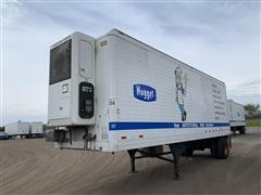 2002 Kidron S/A Refrigerated Trailer
