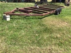 Donahue Implement Trailer