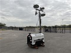 2012 Allmand Night-Lite PRO II 7.5 KW Light Tower