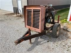 AC Power Unit On Cart