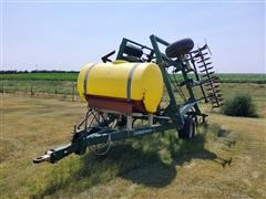 Quinstar Fallowmaster 21' Field Cultivator