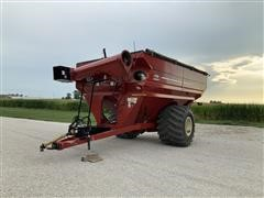 2009 J&M 1150 Grain Storm Grain Cart