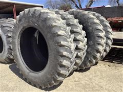 Firestone 520/85R42 Radial All Traction 23 Tires