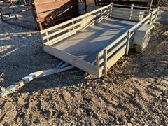 2014 Bear Track S/A 5' X 10' Aluminum Trailer