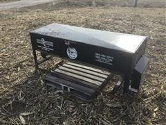3C Cattle Feeders 1200 Lb Cake Feeder Box