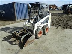 Bobcat 450 Skid Steer