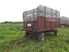Lundell Dump Wagon