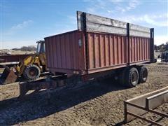 Knapheide Harvest Wagon