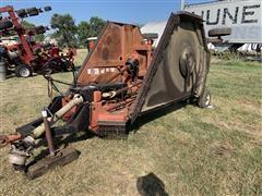 Bush Hog 2615 Shredder
