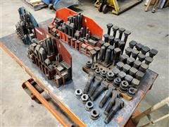 Tie Down Sets For Milling Machine
