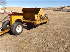 Eversman Soil Mover Scraper