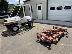 Kubota PX2100 Radio Controlled Tractor