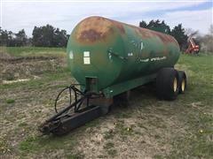 Badger BN338 Liquid Manure Wagon
