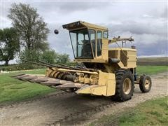 1986 New Holland 2100 2WD Forage Harvester