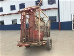 Farnam Chute/Transport/Headgate