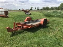 2005 DitchWitch S7B Equipment Trailer