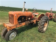 1950 Allis-Chalmers WD 2WD Tractor