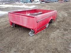 Ford 8' Pickup Box & Rear Bumper