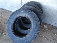 Michelin XZE 235/80R22.5 Tires