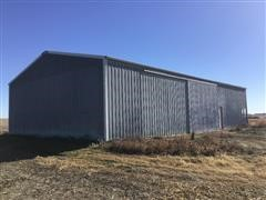Harlan Builders 38'X70' Pole Shed