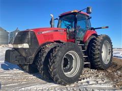 2010 Case IH Magnum 305 MFWD Tractor