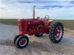 1942 McCormick-Deering Farmall M 2WD Tractor